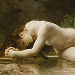 Biblis, Adolphe William Bouguereau