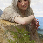 SOUVENIR, Adolphe William Bouguereau