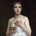 Adolphe William Bouguereau - Pandora