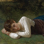 Adolphe William Bouguereau - THE REST
