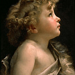 Adolphe William Bouguereau - Young John the Baptist