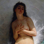 The Pearl, Adolphe William Bouguereau