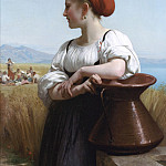 Adolphe William Bouguereau - Harvesters