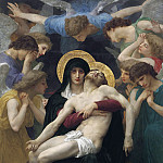 Pieta, Adolphe William Bouguereau