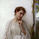 Adolphe William Bouguereau - Daydream