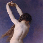 Pleiades, Adolphe William Bouguereau