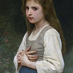 Adolphe William Bouguereau - JEANNE