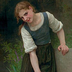 Adolphe William Bouguereau - La Gue