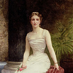 Madame Olry Roederer, Adolphe William Bouguereau