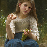 THE TASTE, Adolphe William Bouguereau