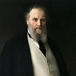 Adolphe William Bouguereau - Aristide Boucicaut (1810-1877)