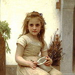 Adolphe William Bouguereau - The taste