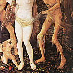 Hans Baldung Grien - Three Ages Of The Woman And The Death