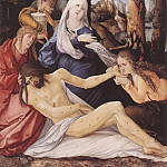 Hans Baldung Grien - The Lamentation Of Christ