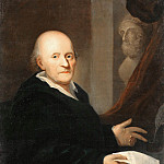 Portrait of the Poet Friedrich Klopstock