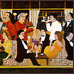 Guy Buffet - Dining Car