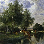 Summer Landscape in Blekinge
