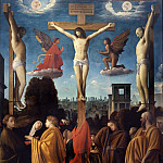 Antonio Vivarini - Crucifixion