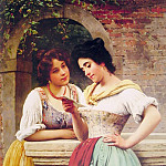 Eugene De Blaas - Shared Correspondance