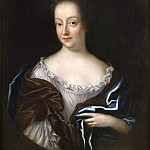 Beata Elisabet von Königsmarck , Countess, married to Count Pontus Fredrik De la Gardie