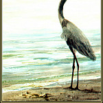 Roger Bansemer - Great Blue Heron 3