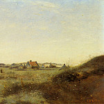 Jean-Baptiste-Camille Corot - Dunkerque