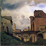 Jean-Baptiste-Camille Corot - Basilica of Constantine