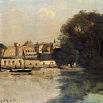 Jean-Baptiste-Camille Corot - Richmond near London