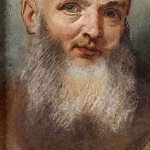 Head of an Old Man [Attributed]