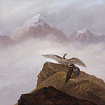 Thomas Fearnley - Fantasy of the Alps