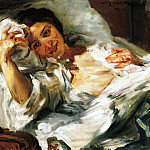 Lovis Corinth - Morning