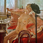 Max Liebermann - In the morning