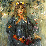 Lovis Corinth - Autumn Flower