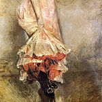 Lovis Corinth - Portrait of Elly