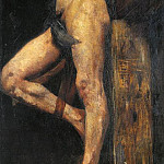 Lovis Corinth - Crucified Thief