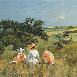 William Merritt Chase - the fairy tale 1893