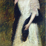 William Merritt Chase - Ms. Helen Dixon
