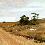 William Merritt Chase - Hunting Game in Shinnecock Hills