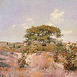 William Merritt Chase - Shinnecock Landscape c1892