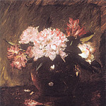 William Merritt Chase - Peonies