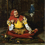 William Merritt Chase - The King-s Jester