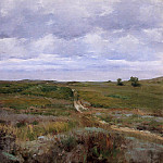 William Merritt Chase - Over the Hills and Far Away