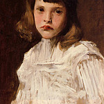 William Merritt Chase - Portrait of Dorothy