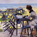 William Merritt Chase - End of the season