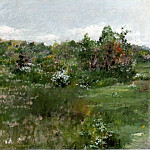 William Merritt Chase - Shinnecock Landscape 26x40cm