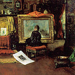 William Merritt Chase - #05340