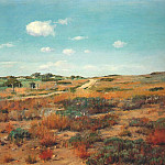 William Merritt Chase - shinnecock hills c1893-7