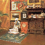 William Merritt Chase - #05339