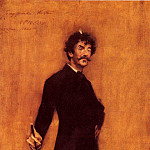James Abbott McNeill Whistler, James Abbott Mcneill Whistler
