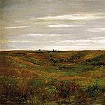 William Merritt Chase - Landscape A Shinnecock Vale
